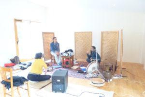 Le trio Meïkhâneh